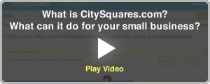 What can CitySquares do for me?